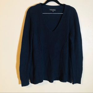 Banana Republic V-Neck Knit Sweater